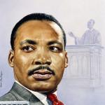 Desde 1986, el día de Martin Luther King (15 de enero) es festivo en los EE.UU.