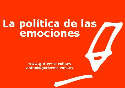 La politica de las emociones