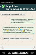 La política en tiempos de WhatsApp
