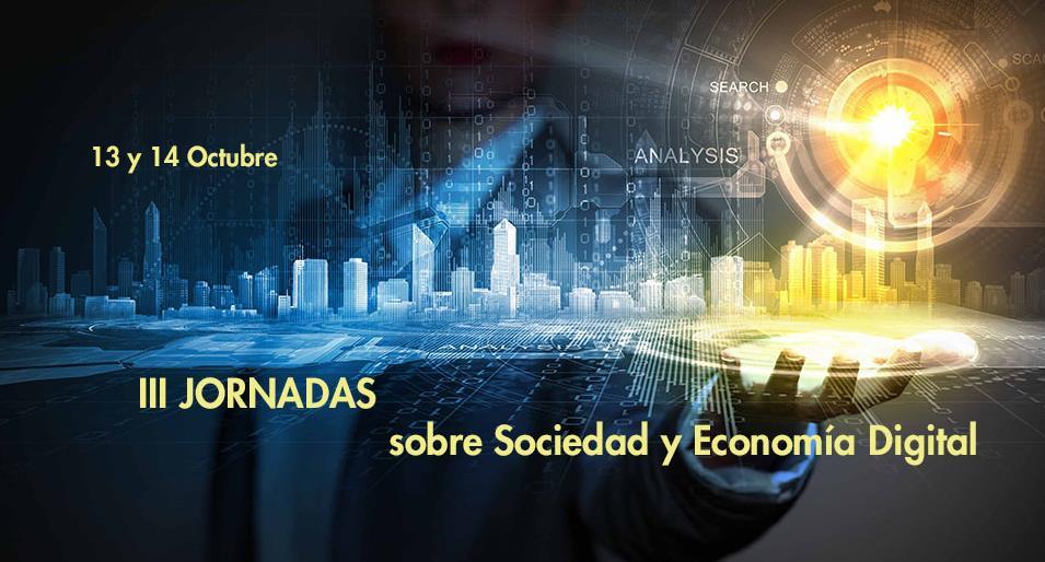 III Jornada sobre Sociedad y Economía Digital 2015