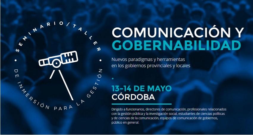 Seminario Comunicación Gobernabilidad